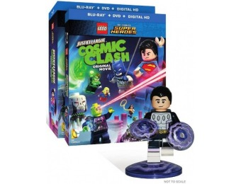 65% off LEGO DC Comics Super Heroes: Justice League - Cosmic Clash