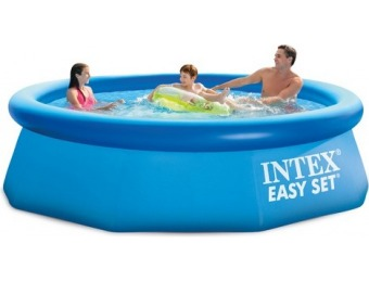 "41% off Intex Fast Set 10' x 30"" Pool"
