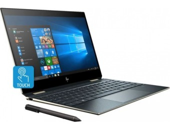 "$330 off HP Spectre x360 2-in-1 13.3"" Privacy Touch-Screen Laptop"