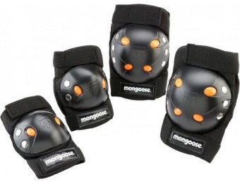 60% off Mongoose Protective Pad Set