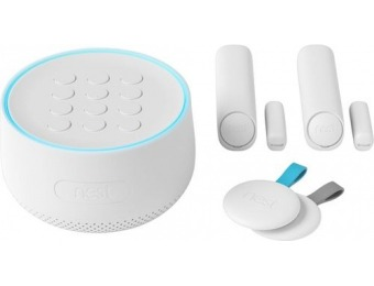 $249 off Nest Secure Alarm System