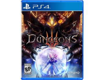 74% off Dungeons 3 - PlayStation 4