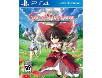 74% off Touhou Genso Wanderer - PlayStation 4