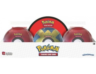 46% off Pokémon Trading Card Game: Poké Ball Tin