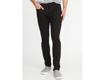 50% off Skinny Built-In Flex Never-Fade Jeans for Men