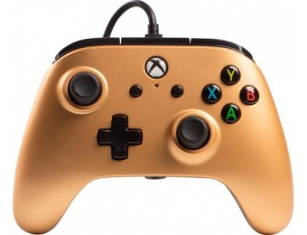 67% off PowerA Enhanced Wired Controller for Xbox One