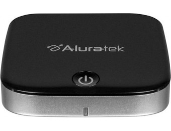 43% off Aluratek Bluetooth Audio Receiver and Transmitter
