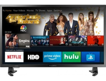"$70 off Insignia 32"" LED Smart HDTV Fire TV Edition"