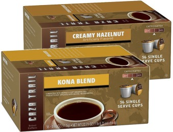 Additional 20% off Caza Trail Coffee for Keurig K-cup Brewers