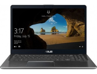 "$300 off ASUS 2-in-1 15.6"" Touch-Screen Laptop - Core i7, 16GB, 2TB"