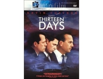 73% off Thirteen Days (Infinifilm Edition) DVD
