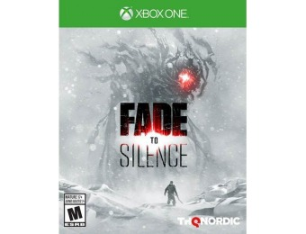 $34 off Fade to Silence - Xbox One