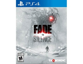 $36 off Fade to Silence - PlayStation 4