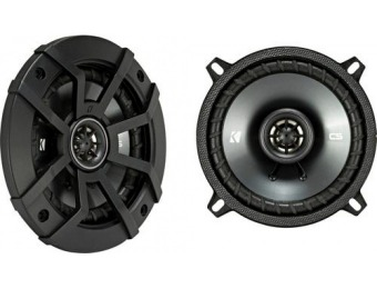 "55% off KICKER CS Series 5-1/4"" 2-Way Car Speakers (Pair)"