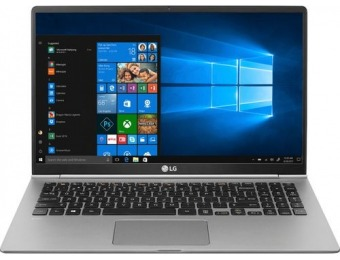 "$300 off LG gram 15.6"" Touch-Screen Laptop - Core i7, 16GB"