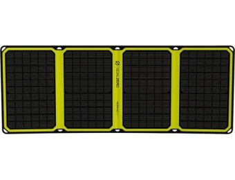 $110 off Goal Zero Nomad 28 Plus Solar Panel