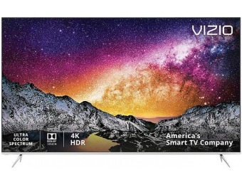 "$1000 off Vizio P75-F1 75"" 4K HDR Smart TV"