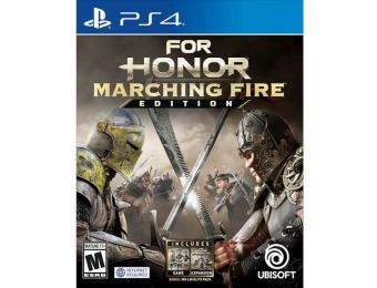 72% off For Honor: Marching Fire Edition - PlayStation 4