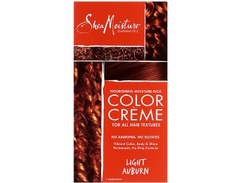 75% off SheaMoisture Color Creme for All Hair Textures