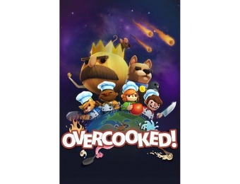 79% off Overcooked (PC Download)