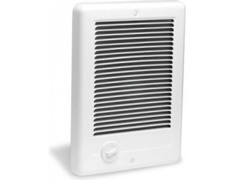 44% off Cadet 1,000W 120V Fan-Forced In-Wall Electric Heater