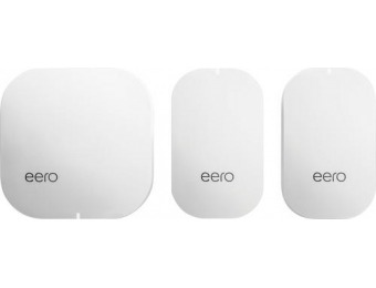 $200 off eero Mesh WiFi System (1 eero + 2 eero Beacons), 2nd Gen
