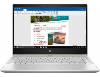 "$230 off HP Pavilion x360 2-in-1 14"" Touch-Screen Laptop"
