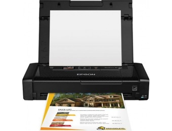 $180 off Epson WorkForce WF-100 Mobile Wireless Printer