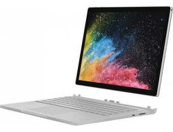 "$300 off Microsoft Surface Book 2 13.5"" PixelSense Display"
