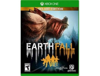 60% off Earthfall Deluxe Edition - Xbox One