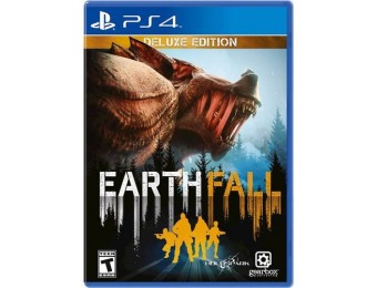 60% off Earthfall Deluxe Edition - PlayStation 4
