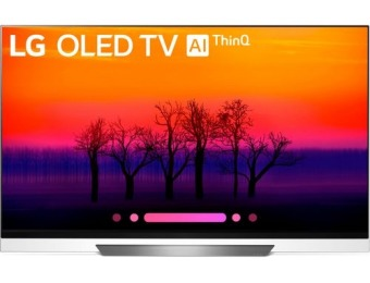 "$1000 off LG 55"" OLED E8 Series Smart 4K UHD TV with HDR"