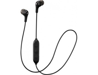 50% off JVC HA FX9BT Gumy Wireless In-Ear Headphones (iOS)