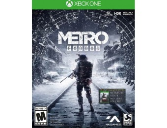 $25 off Metro Exodus Day One Edition - Xbox One