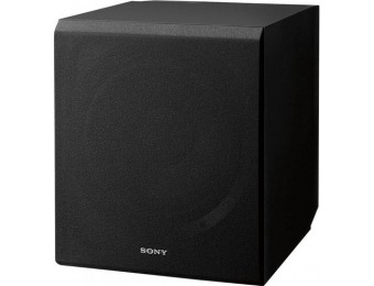 "$140 off Sony Core Series 10"" 115W Active Subwoofer"