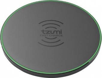 64% off Tzumi HyperCharge 10 Watt Wireless Charging Pad