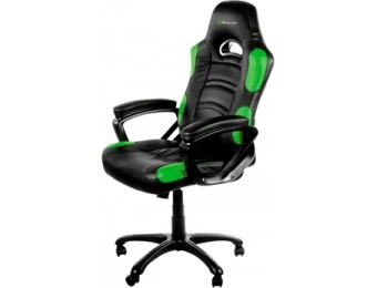 $80 off Arozzi Enzo Gaming Chair - Green