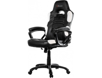 $80 off Arozzi Enzo Gaming Chair - White