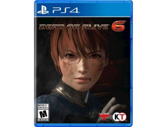 $20 off Dead or Alive 6 - PlayStation 4