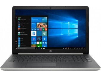 "$130 off HP 15.6"" Touch-Screen Laptop - AMD Ryzen 5, SSD"