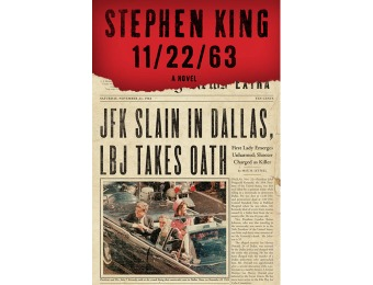 $17 off Steven King's 11/22/63 (Kindle Edition) Book Download