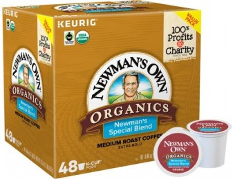 31% off Newman's Own Special Blend K-Cup Pods (48-Pk)