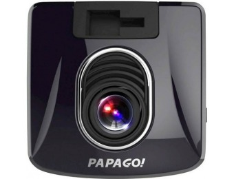 $50 off PAPAGO GoSafe 350 1080p Full HD Mini Dash Camera