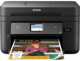 $70 off Epson WorkForce WF-2860 Wireless All-In-One Printer
