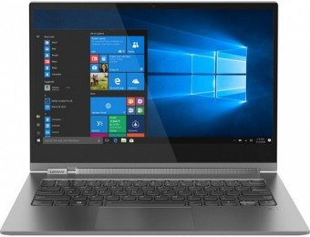 "$450 off Lenovo Yoga C930 2-in-1 13.9"" Touch-Screen Laptop"