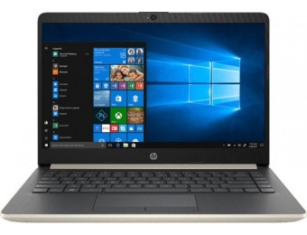 "$140 off HP 14"" Laptop - Intel Core i3, 8GB, 1TB"