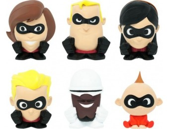 63% off Mash'Ems Incredibles 2 Series 1 Capsule - Blind Box