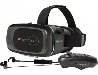 75% off ReTrak Utopia 360° Immersive Experience Bundle