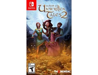 67% off The Book of Unwritten Tales 2 - Nintendo Switch
