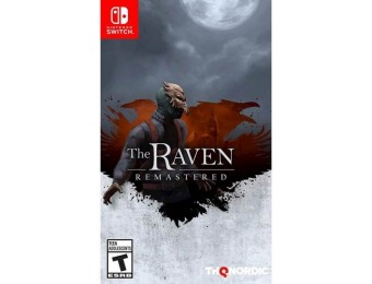 67% off The Raven Remastered - Nintendo Switch
